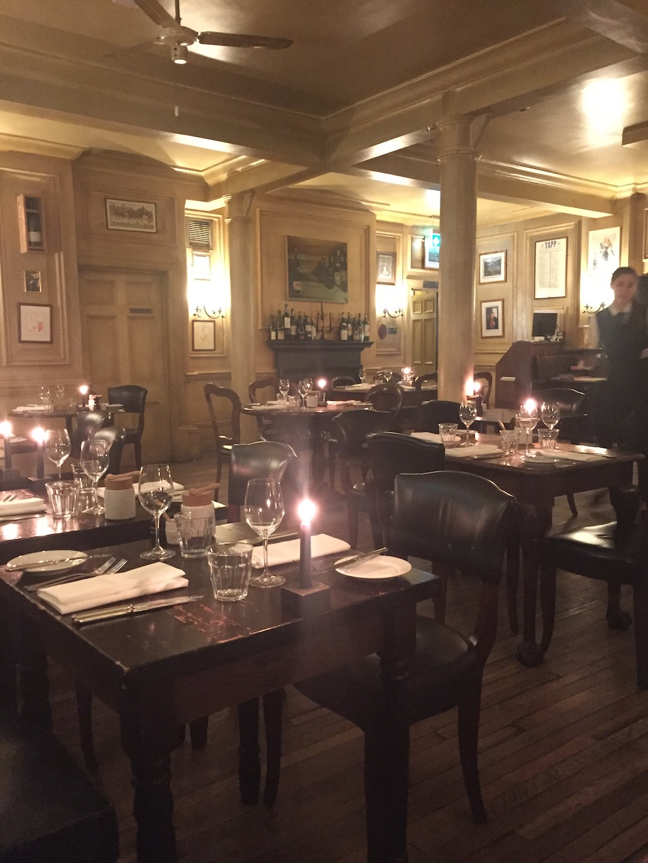 Hotel du vin winter menu