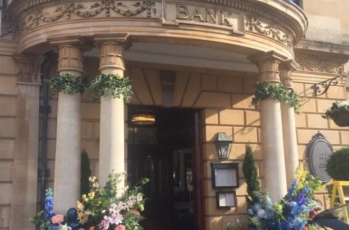 Afternoon tea ivy clifton brasserie Bristol