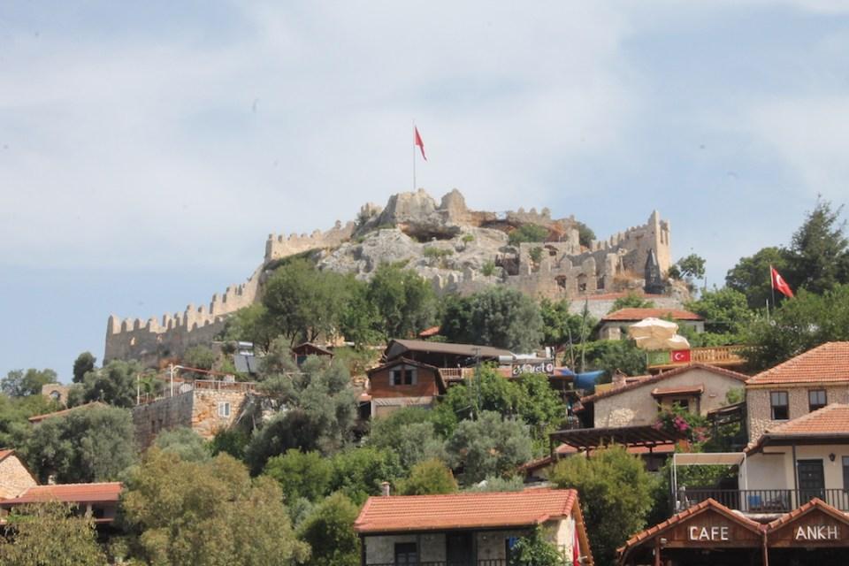 Simena/Kaleköy Turkey