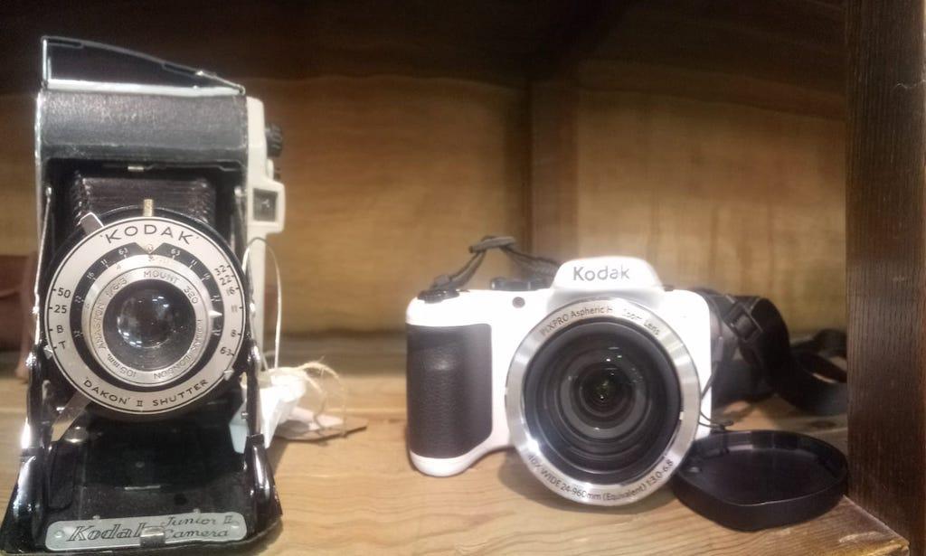 Kodak PixPro AZ401 - camera review