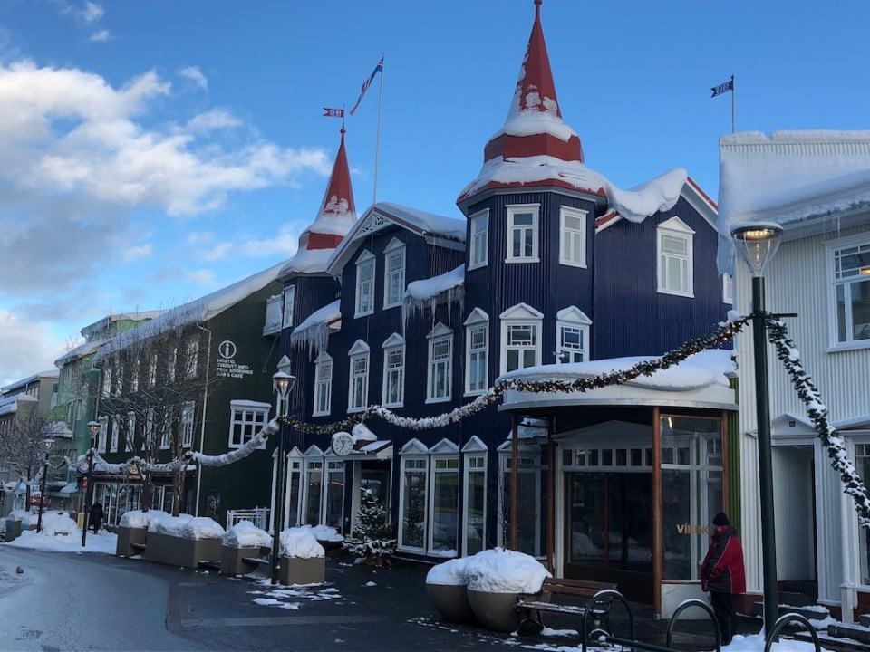 Akureyri Northern Iceland Ladies What Travel