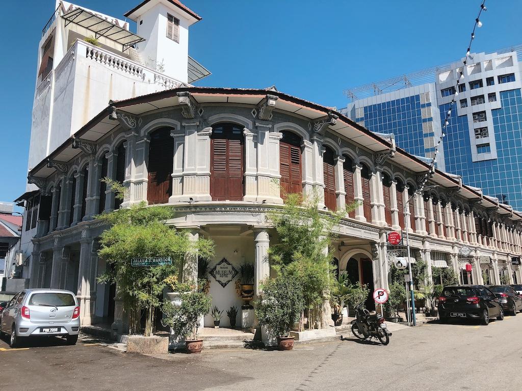 Museum Hotel Georgetown Penang