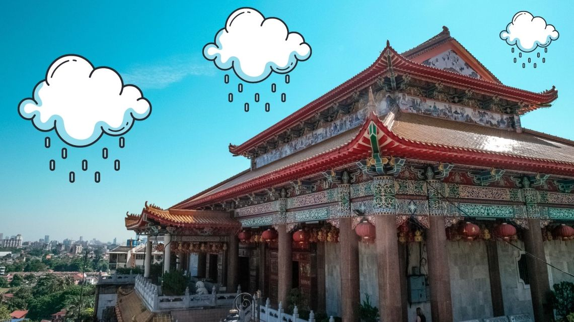 Things to do in Penang when it rains