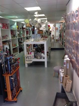 De winkel