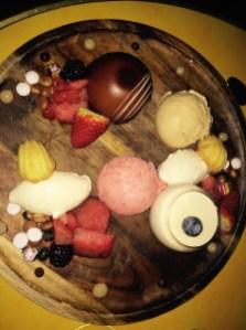 Dessertplateau