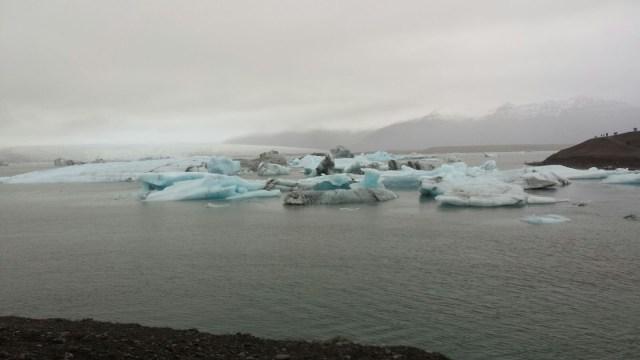 gletsjermeer jökulsárlón