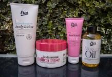 Body & Oils van Etos