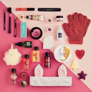 The Body Shop adventskalender