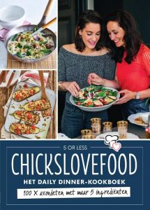 chickslovefood daily-dinner kookboek
