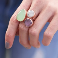 gekleurde ring my-jewellery