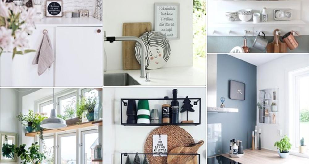 Pinspiratie praktische keuken decoratie ladify