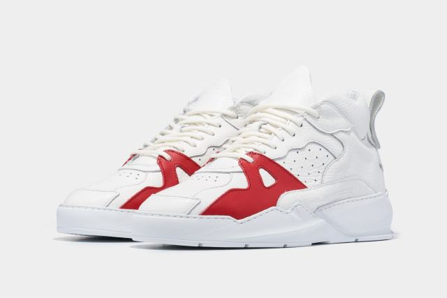 Lay Up Icey 2 Flow White/Red