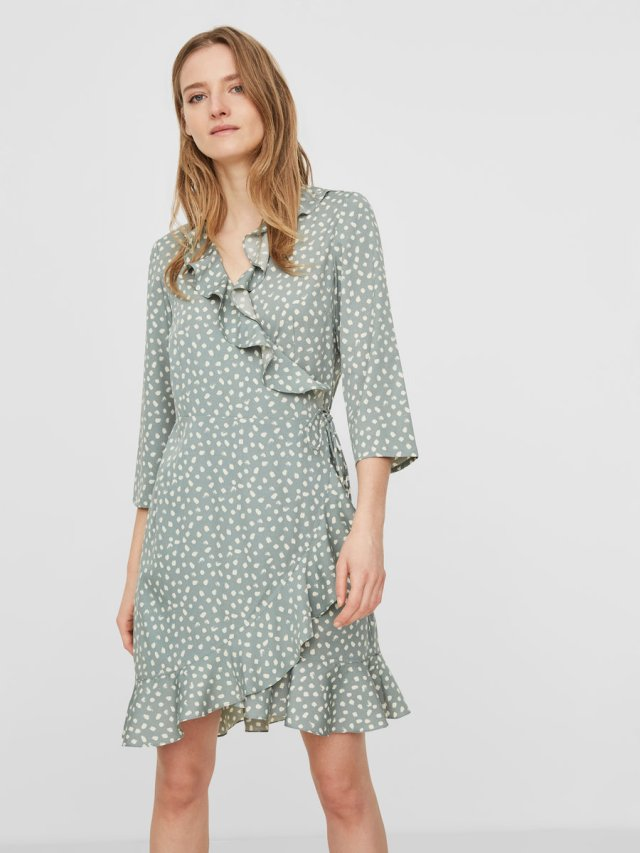 vero moda-mint dress-35