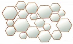 hexagon spiegel vt wonen