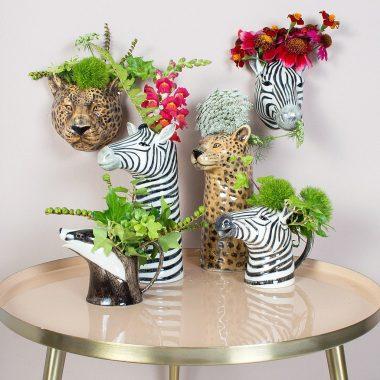 dieren items - vaasjes