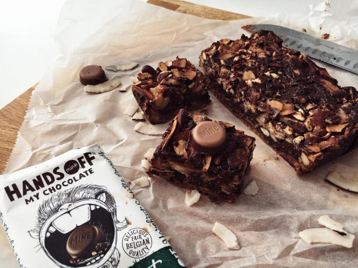 Magic Cookie Bars Hands Off My Chocolate