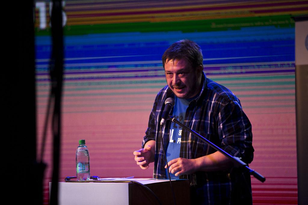 Hernán Casciari - Buenos 15 de octubre 2015