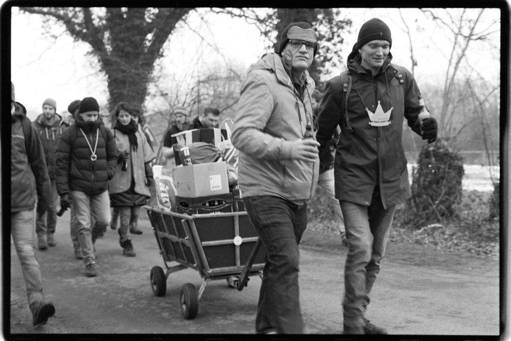 Kohlfahrt - ©Eike Gerriets - Lado|B|erlin.