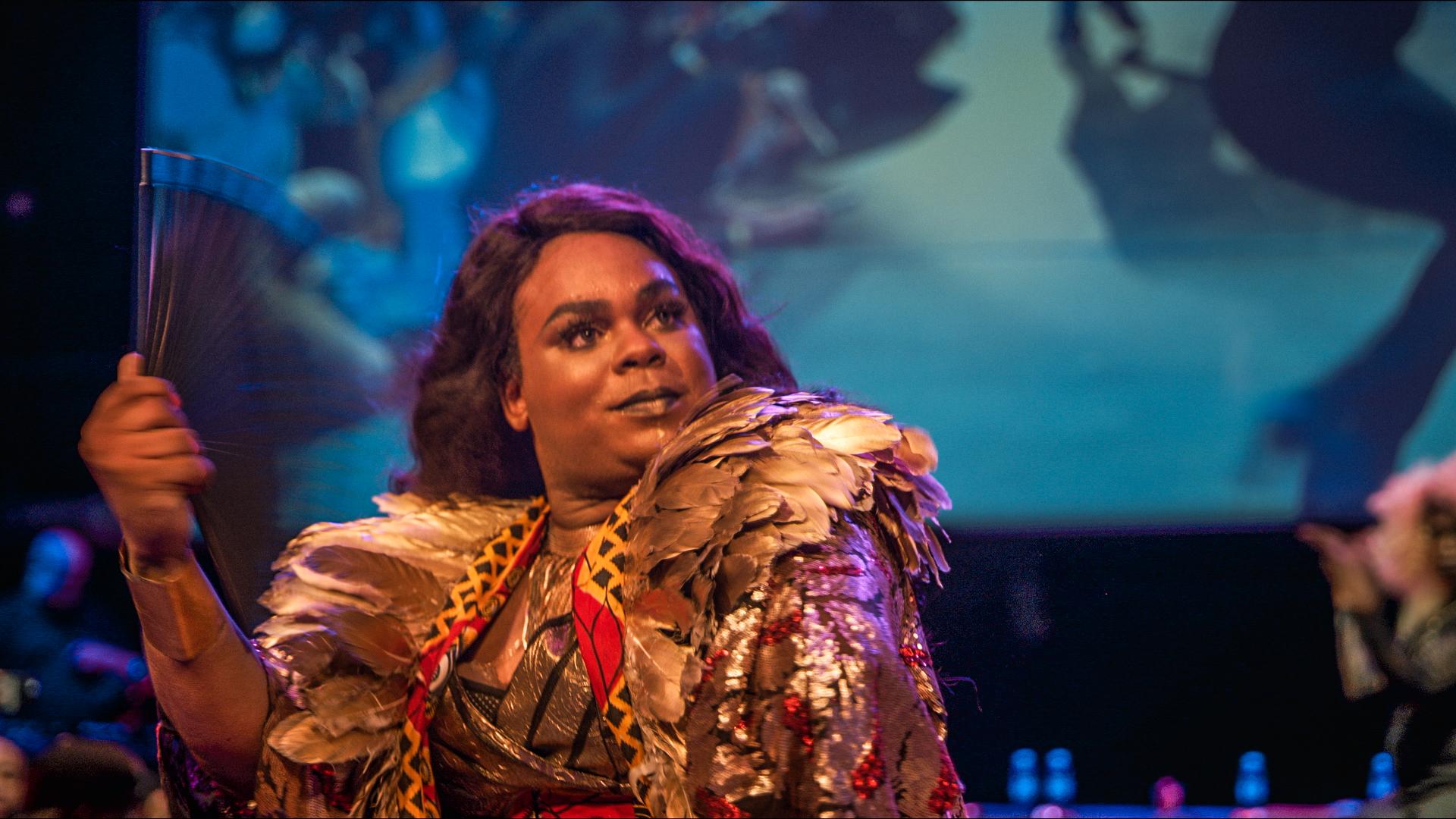 Fabulous de Audrey Jean Baptiste, cuenta la historia de la reconocida artista LGBT de Voguing, Lasseindra Ninja quien busca llevar este estilo a Guinea Francesa, un país donde la homosexualidad es penada por la ley.