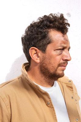 Julio Hernández Cordon - Foto: José Luis Cuevas- Lado B erlin.