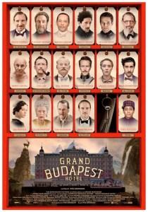 Regia: : Wes Anderson (USA 2014) con: Ralph Fiennes, Bill Murray Orari: 18,00 – 20,15 – 22,30 comm. 99m.