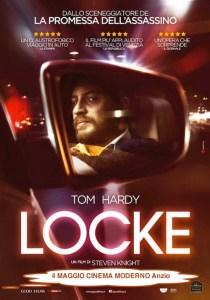 Regia: Steven Knight (GB/USA 2013) con: Tom Hardy, Olivia Colman Orari: 16,15 – 18,15 - 20,15 dramm. 85m.