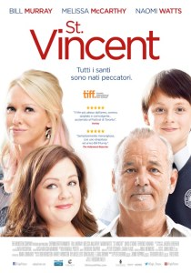 USA, 2014 Regia: Theodore Melfi Interpreti: Bill Murray, Naomi Watts Orario: 16,15 – 18,15 – 20,15 Commedia. Durata 102 min.