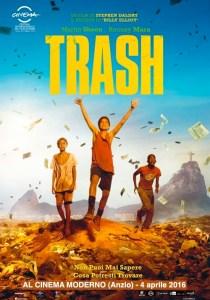 G.B., 2014 Regia: Stephen Daldry Interpreti: Rooney Mara, Martin Sheen Orario: 16,15 – 18,15 – 20,15 Thriller/Drammatico. Durata 115 min.