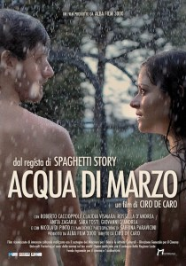 •REGIA: Ciro De Caro • SCENEGGIATURA: R. D'Andrea, C. De Caro, E. Settimi • ATTORI: Roberto Caccioppoli, Rossella D'Andrea • DURATA: 100 Min. • ORARIO: 18,15 – 20,15