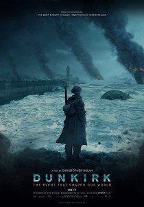 USA, 2017 Regia: Christopher Nolan Interpreti: Tom Hardy, Cillian Murphy, Kenneth Branagh Drammatico. Durata 106 min. Orario: 16,15 – 18,15 – 20,15