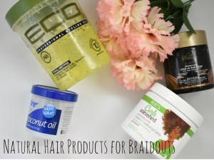My Updated Braidout Products (2017)