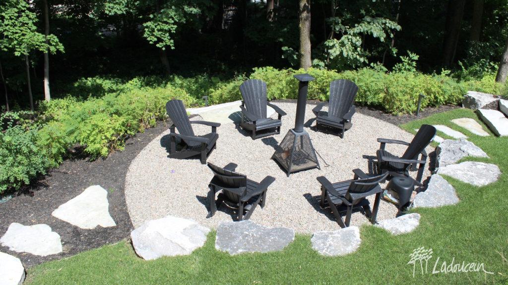 Paysager Un Terrain Simple Ide Amenagement Jardin M With