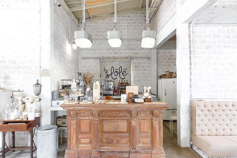 SLOLE CAFE & GARDEN ร้านกาแฟคาเฟ่โชคชัย 4