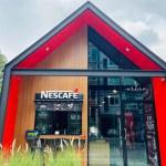 ร้าน Nescafe Street Café - วังหิน