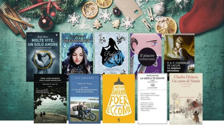 Dieci libri da regalare ad una persona speciale | Un Natale di Libri