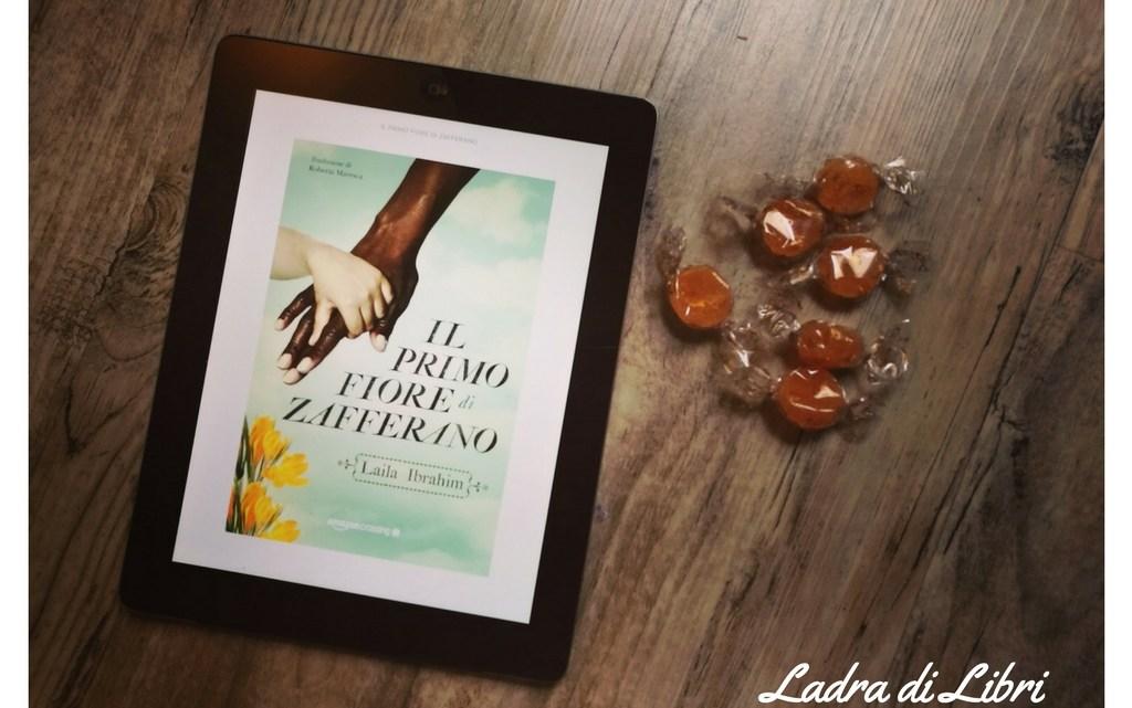 Il primo fiore di zafferano di Laila Ibrahim