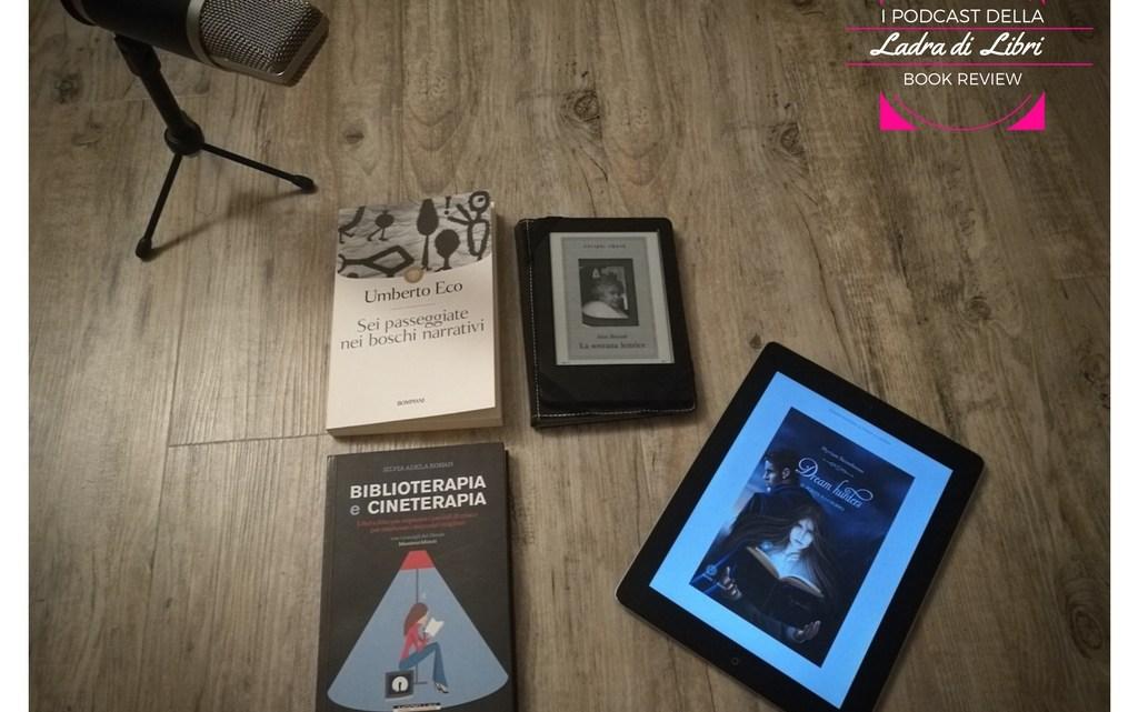 Oltre i confini della lettura   I podcast della Ladra