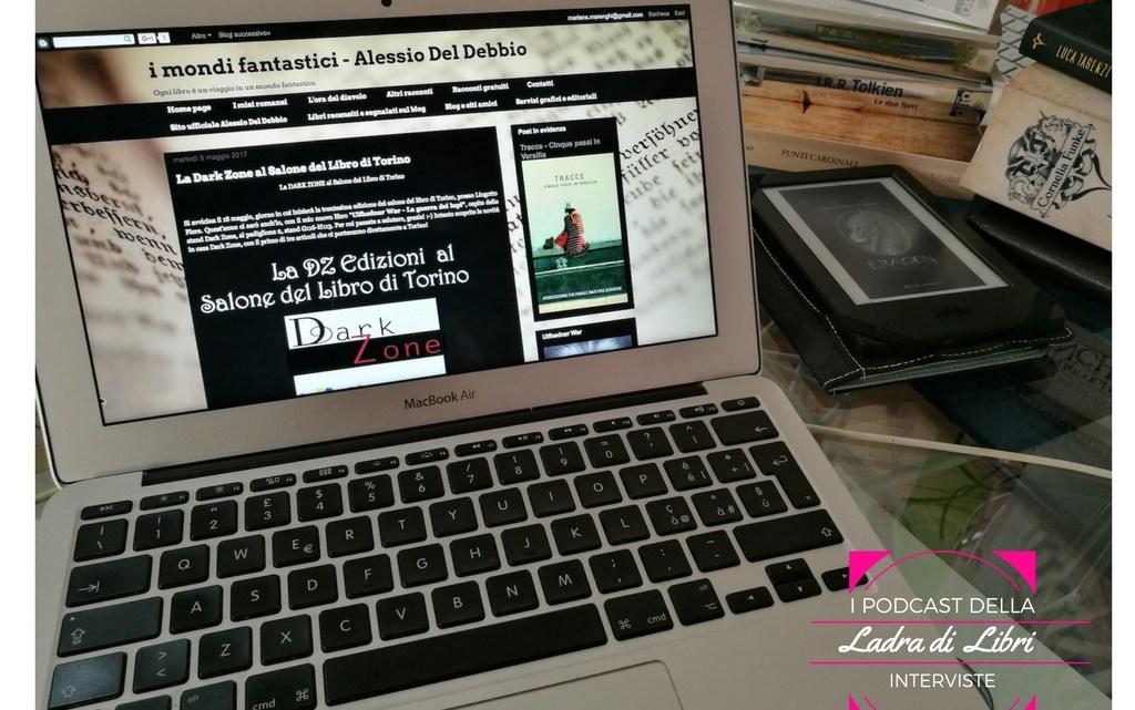 Alessio del Debbio | Le interviste della Ladra