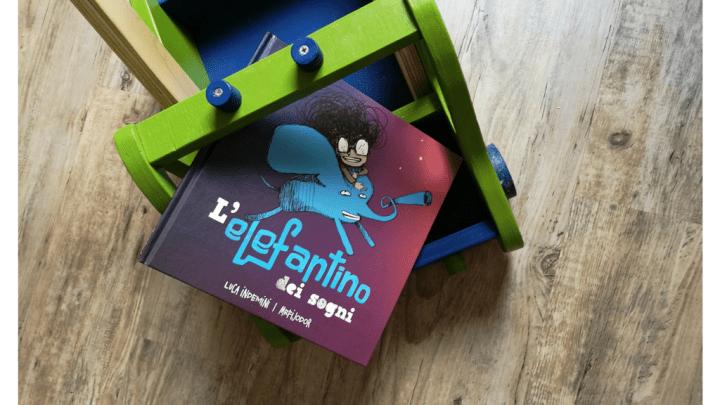 L'elefantino dei sogni – Street art per bambini