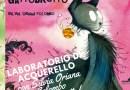 Gattobrutto! Laboratorio d'acquerello con Silvia Oriana Colombo