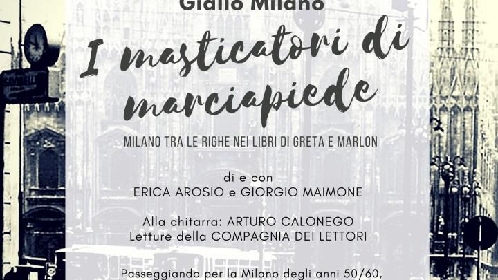 """Arosio e Maimone portano """"I Masticatori di marciapiedi"""" in Libreria"""