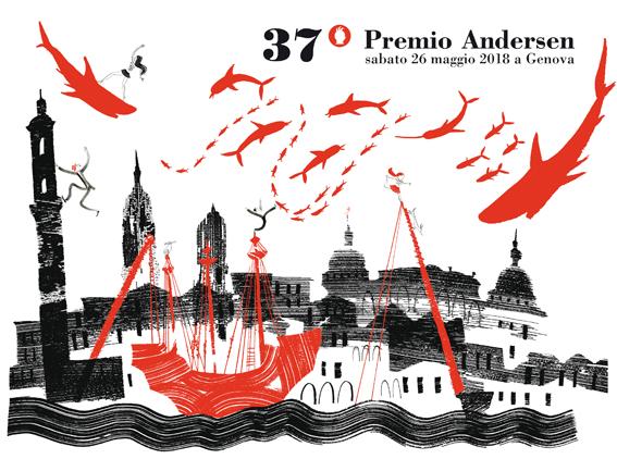 Da lunedì 26 tutti i finalisti del Premio Andersen 2018