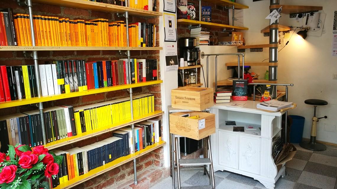 La Libreria Covo della Ladra