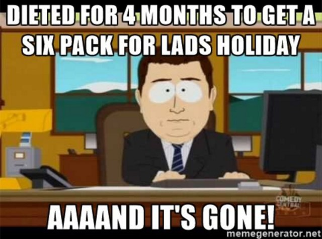 Lads holiday memes: 7 pics which sum up your holiday