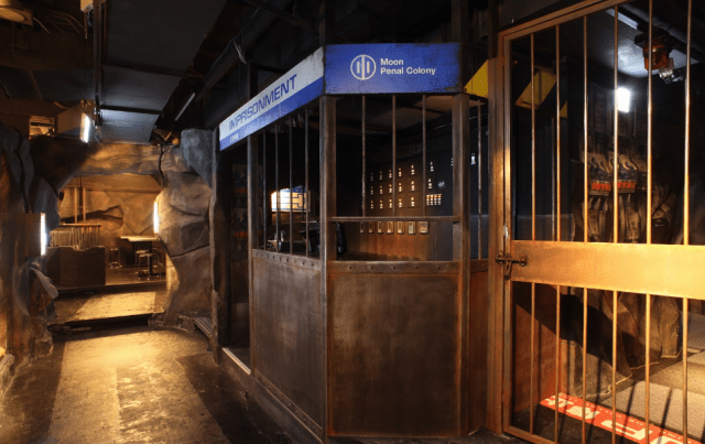 Lock Up Bar (World's quirkiest bars 2018)