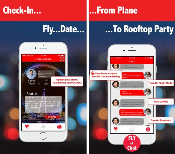 AirDates dating app