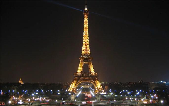 Eiffel Tower from Trocodero