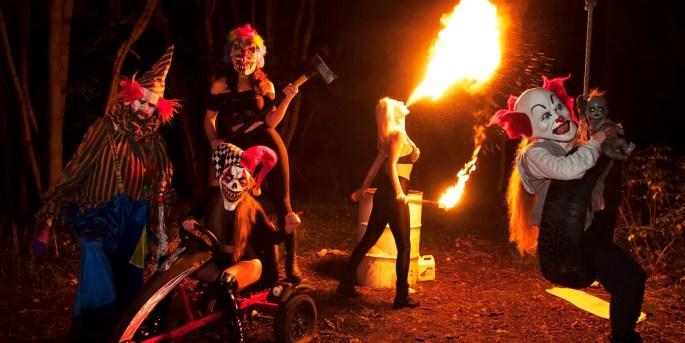 Freak Week was named The Best Halloween Attraction last year