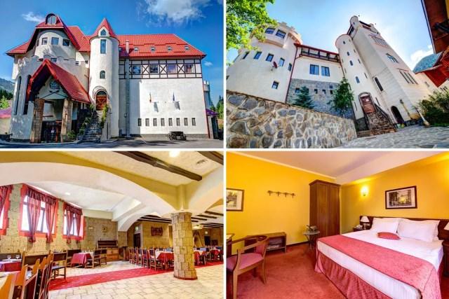 House of Dracula in Brasov, Transylvania, Romania