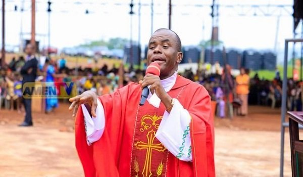 Catholic Church bans Mbaka from commenting on 'partisan politics'